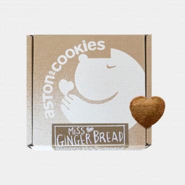 Aston's Cookies Miss Gingerbread