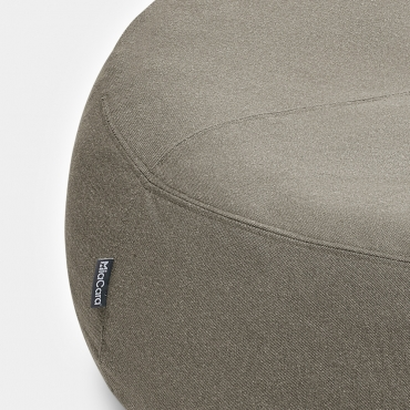 Pouf MiaCara Scala Steel Blue