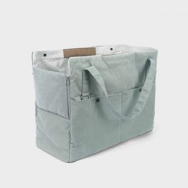 Howlpot Day Bag Blue Stone - Taille L