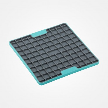 Lickimat Playdate Deluxe turquoise