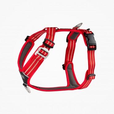 Harnais Dog Copenhagen Comfort Walk Air Rouge