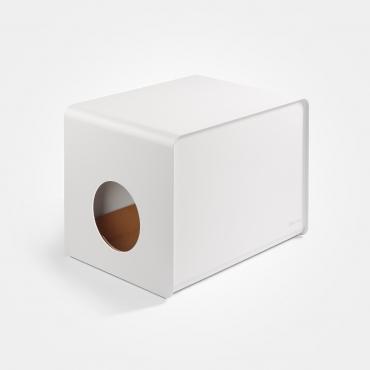 Maison de Toilette MiaCara Sito Blanc