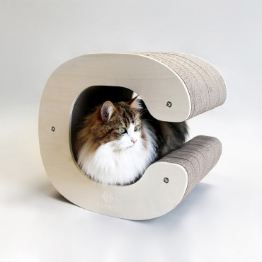 Griffoir Homycat Lettre C XL