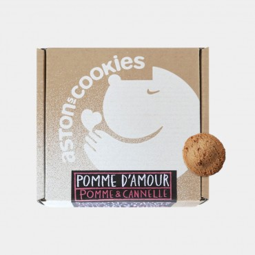 Aston's Cookies Pomme d'Amour