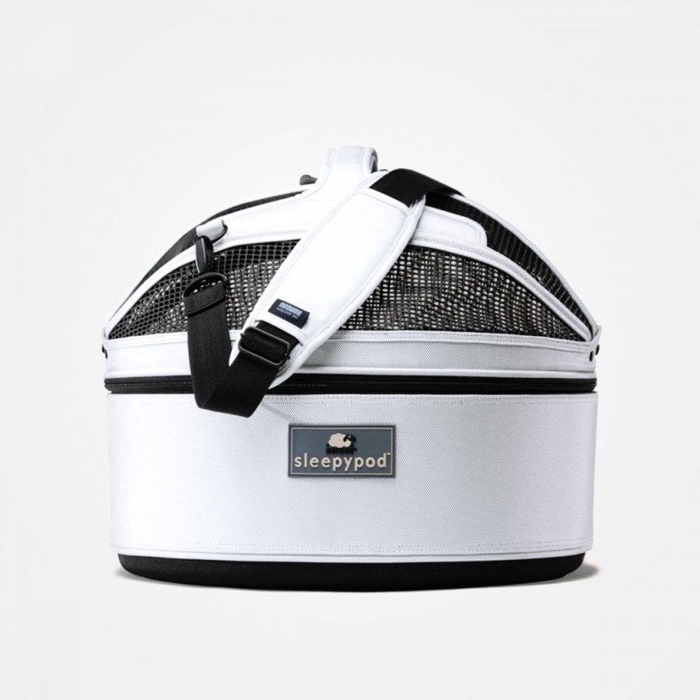 Sleepypod Mobile Pet Bed Blanc