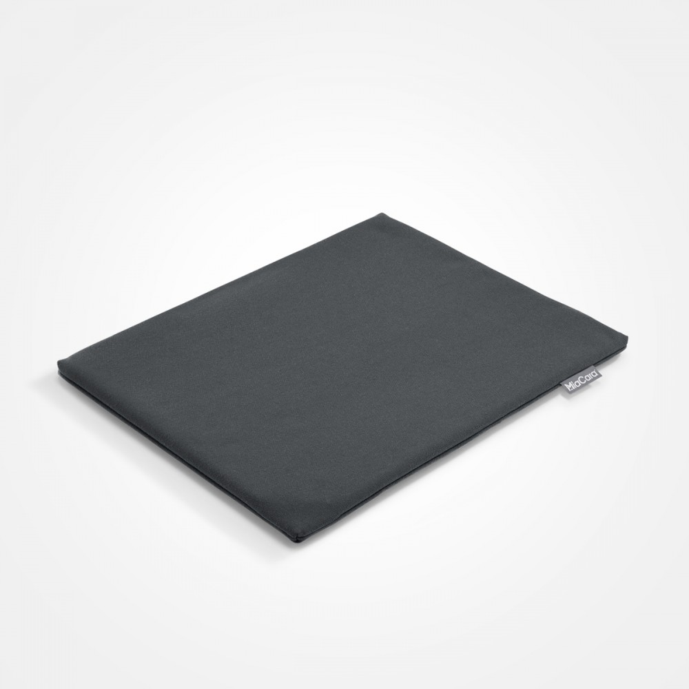 Coussin d'assise MiaCara Scala Anthracite